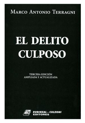 DELITO CULPOSO, EL