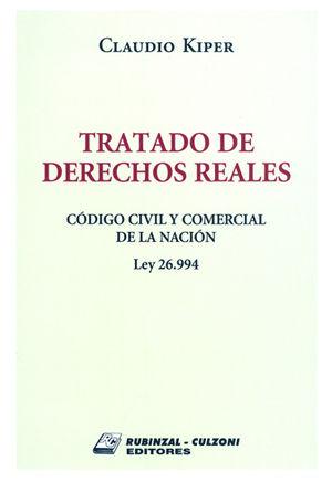 TRATADO DE DERECHOS REALES 2 TOMOS