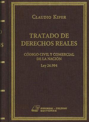 TRATADO DE DERECHOS REALES 2 TOMOS (PASTA DURA)