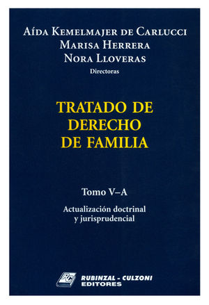 TRATADO DE DERECHO DE FAMILIA TOMO V (A)