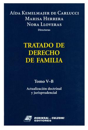 TRATADO DE DERECHO DE FAMILIA TOMO V (B)