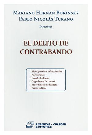 DELITO DE CONTRABANDO, EL
