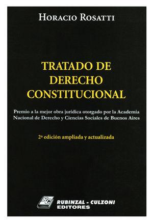 TRATADO DE DERECHO CONSTITUCIONAL. TOMOS I Y II (OBRA COMPLETA)