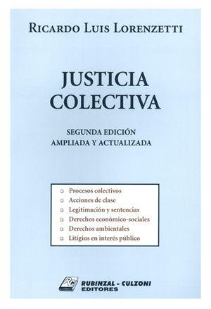 JUSTICIA COLECTIVA