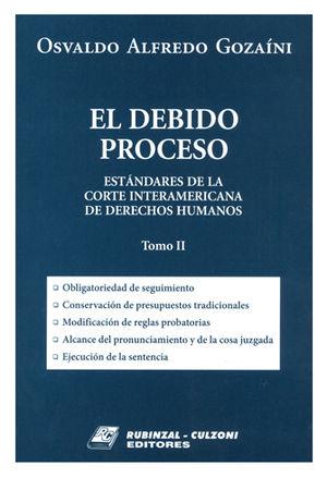 DEBIDO PROCESO, EL (OBRA COMPLETA TOMOS I Y II)