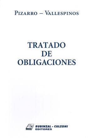TRATADO DE OBLIGACIONES. TOMOS I-IV (OBRA COMPLETA)