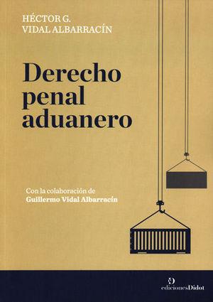DERECHO PENAL ADUANERO
