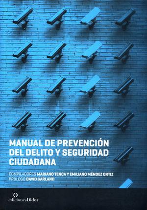 MANUAL DE PREVENCIÓN DEL DELITO Y SEGURIDAD CIUDADANA
