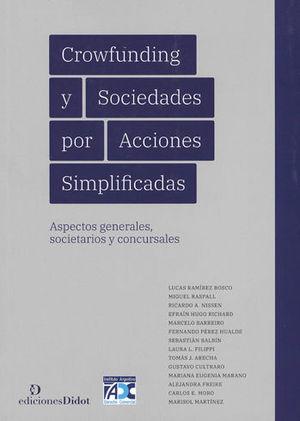 CROWFUNDING Y SOCIEDADES POR ACCIONES SIMPLIFICADAS