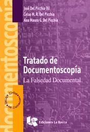TRATADO DE DOCUMENTOSCOPIA. 2ª ED.