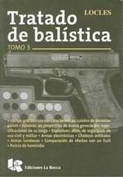TRATADO DE BALÍSTICA - TOMO #3