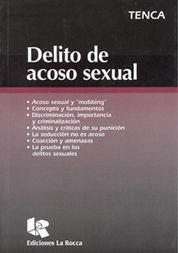 DELITO DE ACOSO SEXUAL