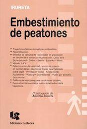 EMBESTIMIENTO DE PEATONES