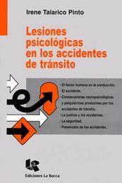 LESIONES PSICOLÓGICAS EN LOS ACCIDENTES DE TRÁNSITO
