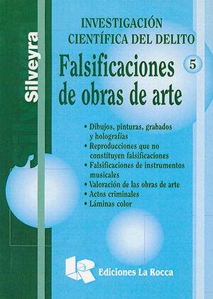 FALSIFICACIONES DE OBRAS DE ARTE