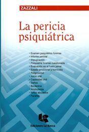 PERICIA PSIQUIÁTRICA LA - 2ª ED.