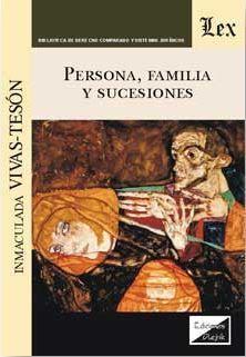 PERSONA, FAMILIA Y SUCESIONES