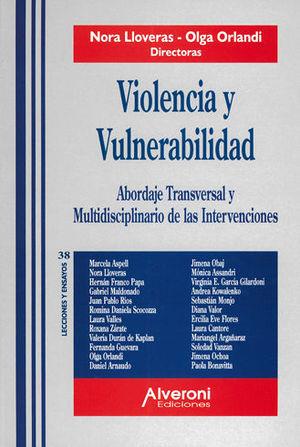VIOLENCIA Y VULNERABILIDAD