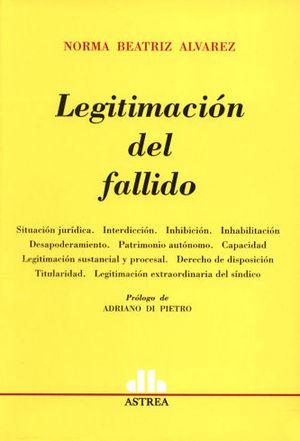 LEGITIMACION DEL FALLIDO