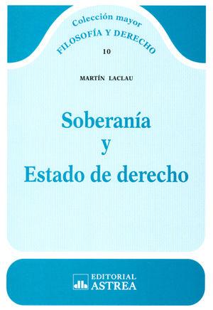 SOBERANÍA Y ESTADO DE DERECHO