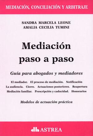 MEDIACIÓN PASO A PASO