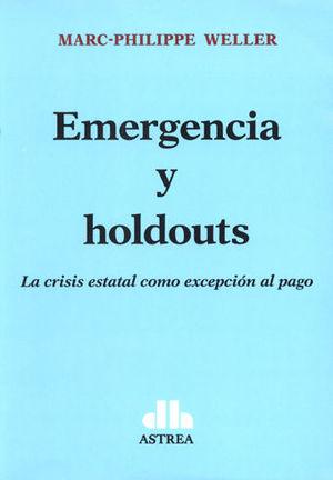 EMERGENCIA Y HOLDOUTS