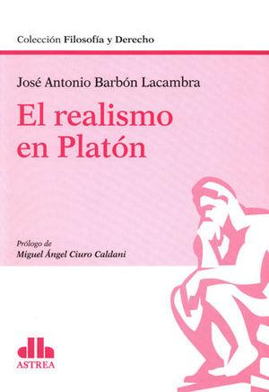 REALISMO EN PLATÓN, EL