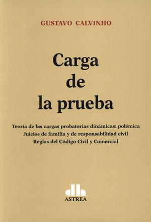 CARGA DE LA PRUEBA