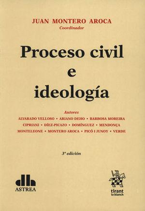 PROCESO CIVIL E IDEOLOGIA
