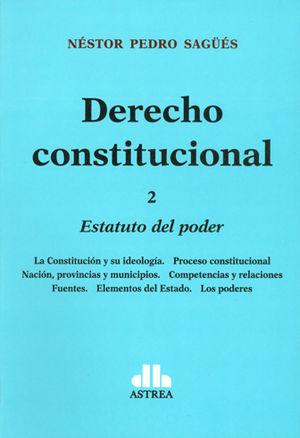 DERECHO CONSTITUCIONAL (TOMO 2)