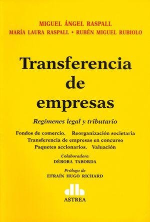 TRANSFERENCIA DE EMPRESAS