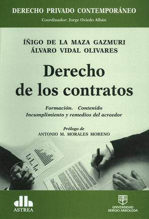DERECHO DE LOS CONTRATOS