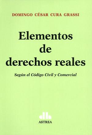 ELEMENTOS DE DERECHOS REALES