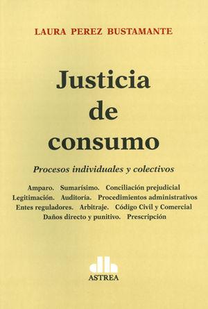 JUSTICIA DE CONSUMO