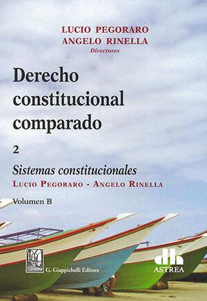 DERECHO CONSTITUCIONAL COMPARADO. TOMO 2 VOLUMEN