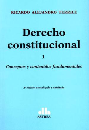 DERECHO CONSTITUCIONAL. 1