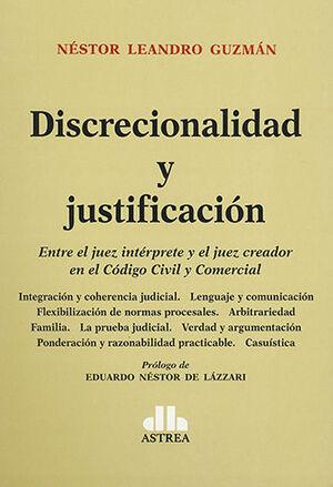 DISCRECIONALIDAD Y JUSTIFICACIÓN