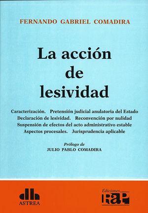 ACCIÓN DE LESIVIDAD, LA