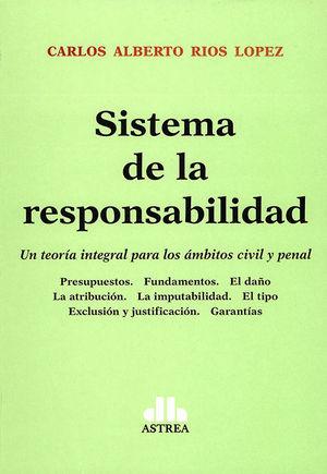 SISTEMA DE LA RESPONSABILIDAD