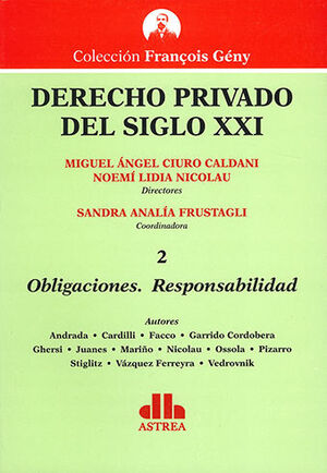 DERECHO PRIVADO DEL SIGLO XXI. #2
