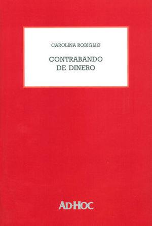 CONTRABANDO DE DINERO
