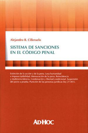SISTEMA DE SANCIONES EN EL CÓDIGO PENAL