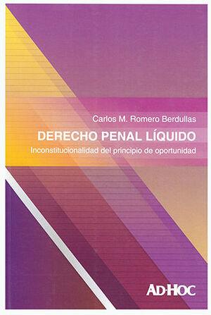 DERECHO PENAL LÍQUIDO