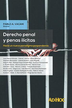 DERECHO PENAL Y PENAS ILÍCITAS