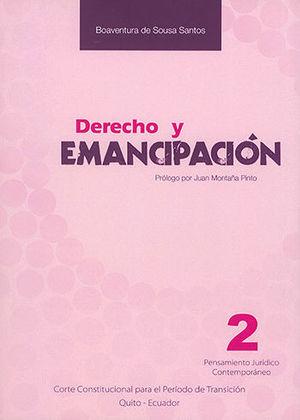 DERECHO Y EMANCIPACIÓN