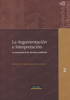 ARGUMENTACION E INTERPRETACION