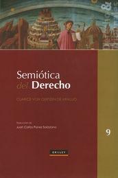 SEMIÓTICA DEL DERECHO