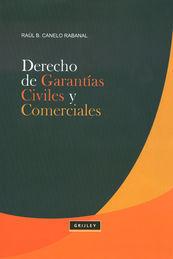 DERECHO DE GARANTÍAS CIVILES Y COMERCIALES