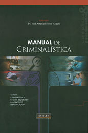 MANUAL DE CRIMINALISTICA 2 TOMOS Y DVD INCLUIDO