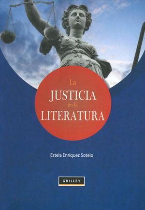 JUSTICIA EN LA LITERATURA, LA